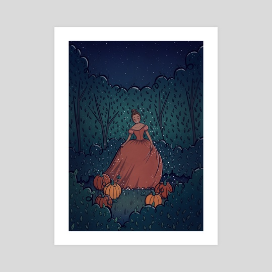 Cinderella by Melissa Nettleship