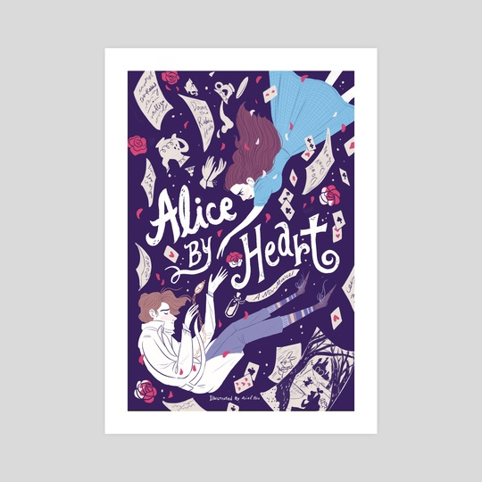 Alice By Heart Musical by Ariel Hsu