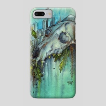 Seattle - Phone Case by Kiri Yu