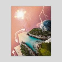 Multiverse - Canvas by JuanVec
