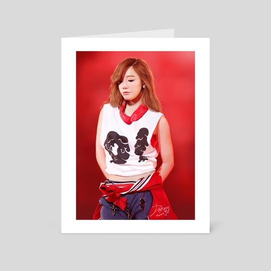 Red IGAB by Belle Misa