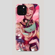 Magic Tricks - Phone Case by Alisa Aydin