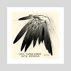 Doves to Ravens - Art Print by Jarhn Manning