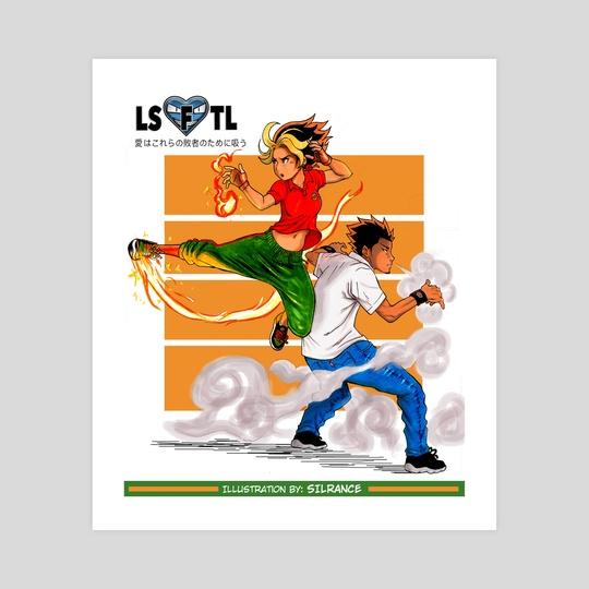 LSFTL Illustration 2 by Felix Junior Charles