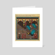 The Festival - Art Card by Robert Altbauer