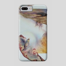 The Sound of Beauty - Phone Case by Oleksandr Serdiuk