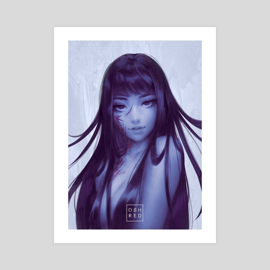 Tomie  by osh RED