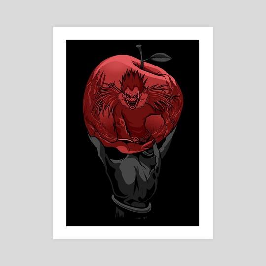 Death Note Ryuk by Anime & Manga aesthetic