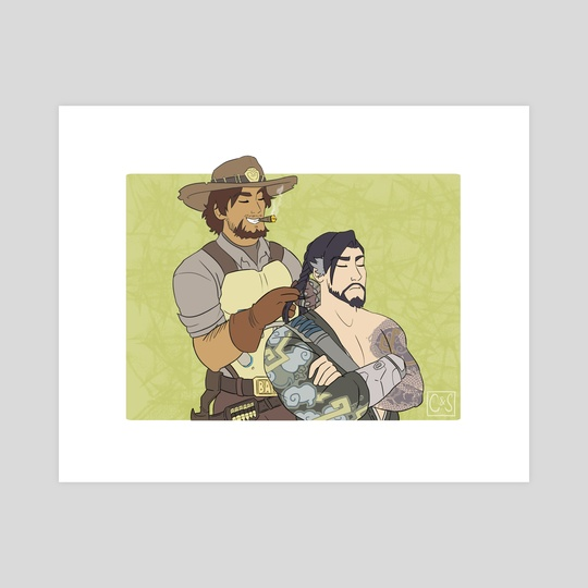 McHanzo Braid by Ceyese Art