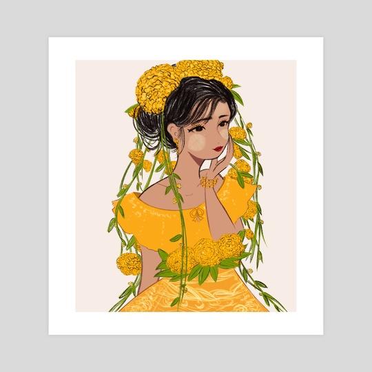 flowers / thanakha II by girlfriends