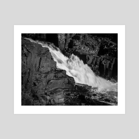 Low Force Waterfalls by Dominic Wade