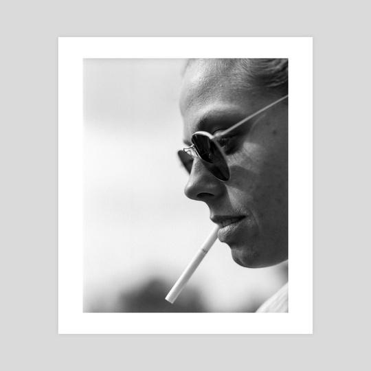 Smoking by Sjoerd Spendel