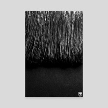 Bristles. - Canvas by Parag Phadnis