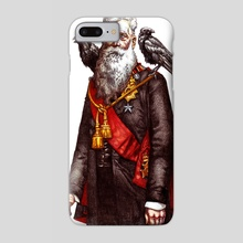 Old St. Nick - Phone Case by Craig Maher