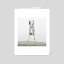 Both side - Art Card by Jovana Rikalo