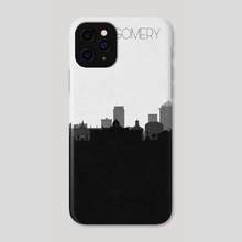 Montgomery - Phone Case by Deniz Akerman