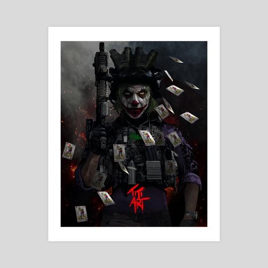 callsign_joker by titiartist