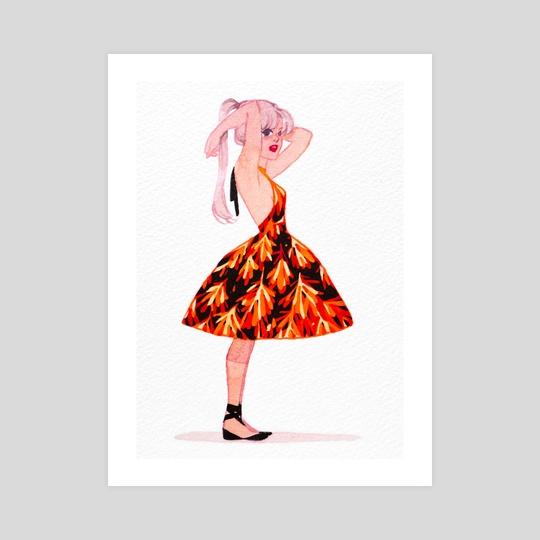 Summer dress by Mashiiro