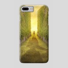 exit - Phone Case by Even Liu