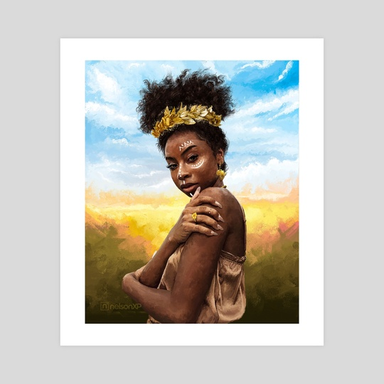 Made with Melanin by Nelson Samuel