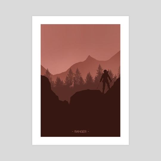 Ranger by Mariacristina Gugliotta