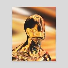 You're golden - Canvas by Tuomo Korhonen