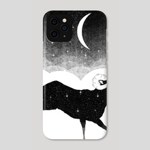 Aries - Phone Case by Malcolm Maune