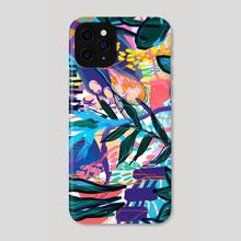 Digital Painting 23 - Phone Case by Dana Krystle