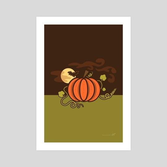 Pumpkin Patch by Amanda Weedmark