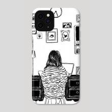 Home Office - Phone Case by Michelle Kondrich