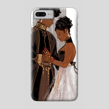 Last dance - Phone Case by muna abdirahman
