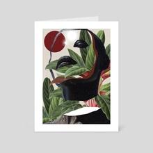 Desolation  - Art Card by Nkosi