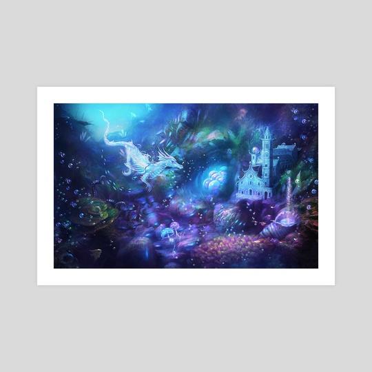 Water Dragon Kingdom by Incantata Gallery