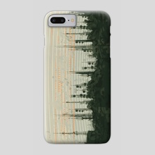 Mountain Top - Phone Case by Sady M. Izé