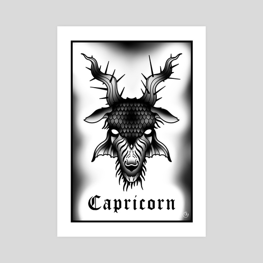 Capricorn by Cody Blvk