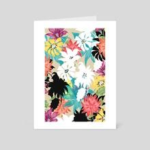 Dalia - Art Card by 83 Oranges
