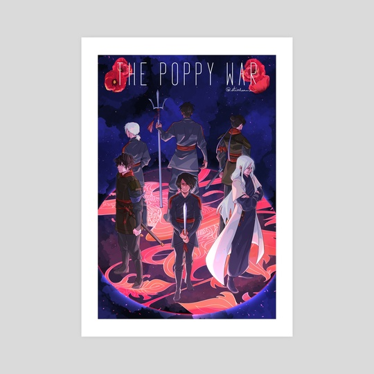 The Poppy War by steohsama