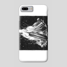 Fire - Phone Case by Josh Stutz