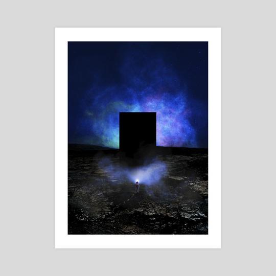 Monolith by Richie Sun