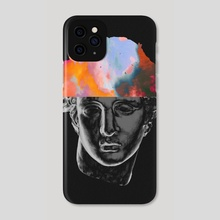 Imagination - Phone Case by Dorian Legret