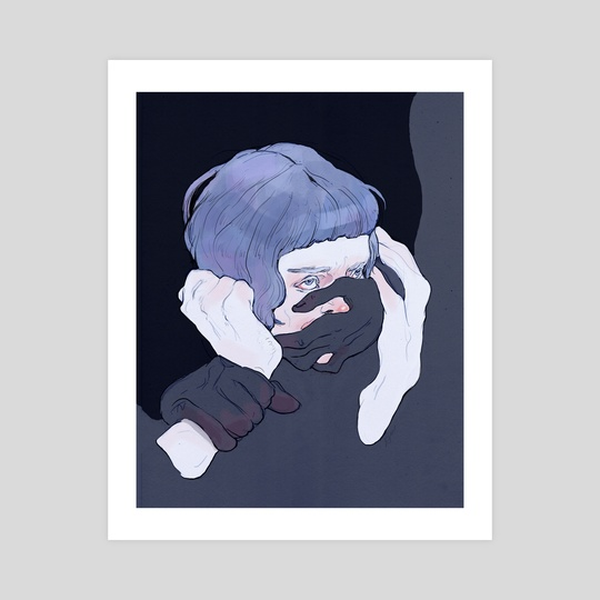 Silence by Domna