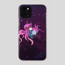 Heart of the Mountain - Phone Case by Amora Bettany
