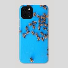 Honeybees - Phone Case by Ashley Gedz