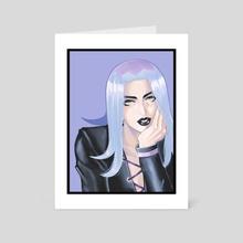 (N)ogue - Art Card by ★ eyeslikeshootingstars