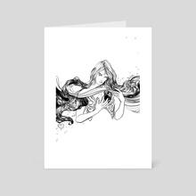 Heart - Art Card by Herbst Regen
