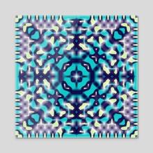 Ice - Acrylic by Quinn Dailey