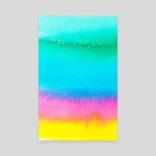 Rainbow - Canvas by 83 Oranges