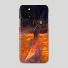 C O N S U M E - Phone Case by Sam Hogg