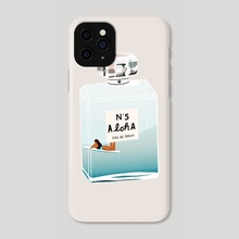 Aloha No5 - Phone Case by marrie green