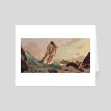 A Fleeting Dream - Art Card by awanqi